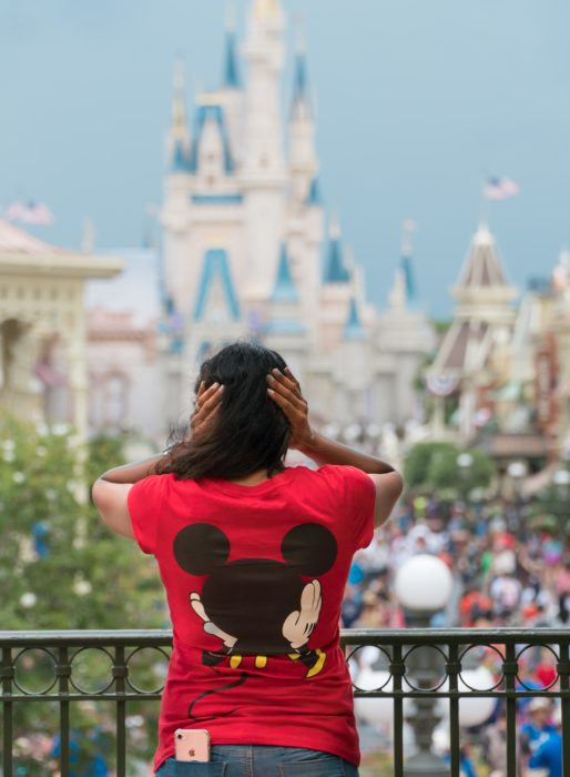 Best Spot to Take Portraits at Disney World